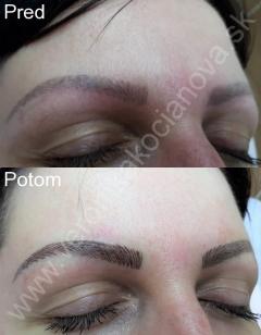 Veronika Kocianová profesionálne tetovanie permanentného make-upu
